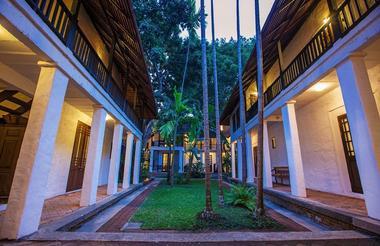 Hotel Tamarind Village Chiang Mai