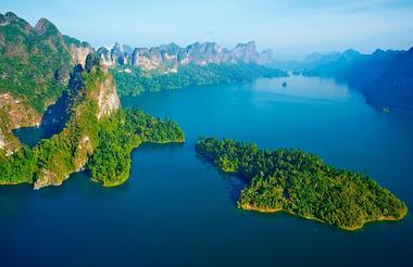 Khao Sok National Park Thailand nature tour